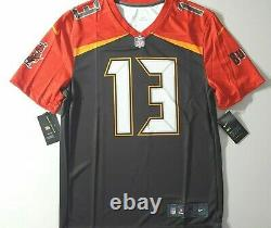 Mike Evans Tampa Bay Bucs Men's New Nike Inverted'LEGEND' Pewter Jersey sz M