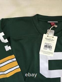 Mitchell & Ness Green Bay Packers Jersey Size Medium 40 Paul Hornung Throwback