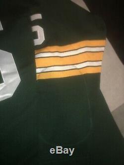 Mitchell & Ness Paul Hornung Green Bay Packers Throwback Jersey SZ 48. NWT. XL L