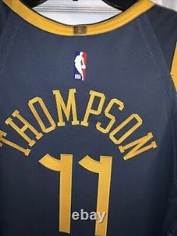 NEW Nike NBA Klay Thompson The Bay City GSW VaporKnit Jersey Sz 52 XL AH6209-430