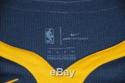 NEW Nike Steph Curry The Bay City Edition Authentic Jersey AH6209-427 Sz 40 SM