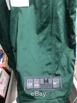 NFL Green Bay Packer's Davante Adams #17 Nike Football Jersey Size MEDIUM