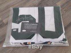 NFL Green Bay Packers Trikot Jersey Shirt A. J. Hawk original signiert