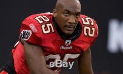 NFL Tampa Bay Buccaneers Aqib Talib Reebok Authentic On Field Jersey Size 56