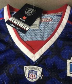NWT Authentic Sewn Reebok Brett Favre Green Bay 2008 Pro Bowl Jersey Size 56 3XL