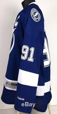 NWT NHL Tampa Bay Lightning Replica Steven Stamkos Jersey Size XXL