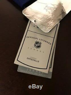 NWT Reebok Tampa Bay Lightning NHL Steven Stamkos Signed Team Adult Jersey Sz S
