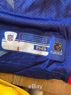 NWT Tampa Bay Buccaneers NFL Reebok Blue Warren Sapp #99 size 56 Pro Bowl Jersey