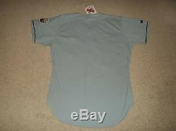 NWT Tampa Bay Devil Rays Diamond Collection Russell Athletic 1998 size 44 Jersey