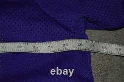 NWT Vtg Tampa Bay Devil Rays Majestic Button Down Basebal Jersey XL
