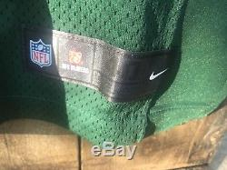 New $325 Size 40 Nike Clay Matthews Green Bay Packers #52 NFL Elite Jersey Med