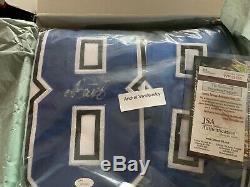 New Andrei Vasilevskiy Autographed Signed Jersey Tampa Bay Lightning JSA