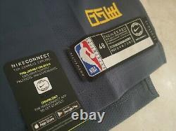 New Nike Klay Thompson 11 Jersey Large 48 Vaporknit The Bay City AH6209-430 L