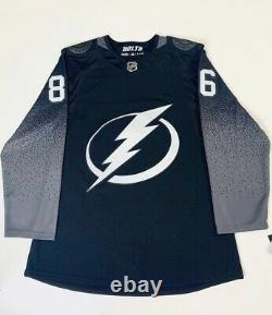 New Tampa Bay Lightning Kucherov Jersey Size 46