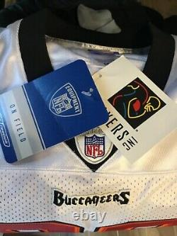Nfl Tampa bay authentic jersey, home, away, warren sapp