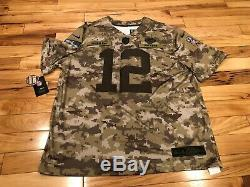 Nike AARON RODGERS Green Bay Packers Salute to Service Limited Jersey XXL $170