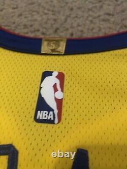 Nike Aeroswift Durant #35 Golden State Warriors THE BAY Jersey Men's XL 52