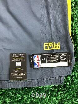 Nike Authentic NBA Klay Thompson The Bay Vaporknit Jersey Size 44 M AH6209-430