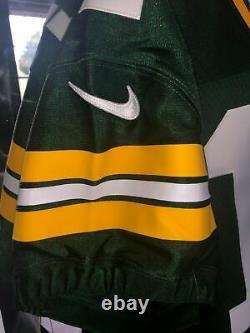 Nike Davante Adams Vapor Elite Green Bay Packers Authentic Jersey 48 new