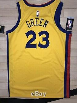 Nike Draymond Green Golden State Warriors Gsw The Bay City Edition Jersey Small