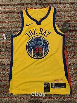 Nike Golden State Warriors THE BAY Jersey Men Chinese Heritage