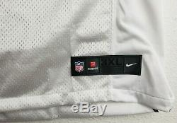 Nike Green Bay Packers 52 Clay Matthews Limited Jersey Size 3XL, White