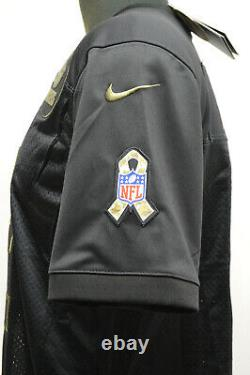 Nike Green Bay Packers Salute to Service Rodgers Authentic Elite Jersey men NFL
