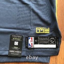 Nike Klay Thompson The Bay City VaporKnit Authentic Jersey Sz 52 XL AH6209-430