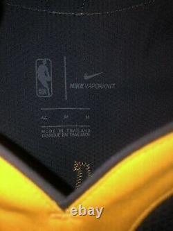 Nike Klay Thompson The Bay Vaporknit Jersey AH6209-430 Size M 44