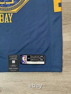 Nike NBA Golden State Warriors Draymond Green The Bay Heritage Jersey Sz M 44