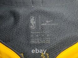 Nike NBA Klay Thompson The Bay City GSW VaporKnit Jersey (AH6209-430) Size 52 XL