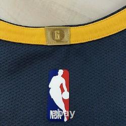 Nike NBA Klay Thompson The Bay City VaporKnit 52 XL Authentic Jersey AH6209-430