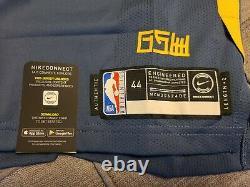 Nike NBA Klay Thompson The Bay City VaporKnit Jersey M 44 Authentic AH6209-430