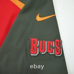 Nike On Field Elite Tampa Bay Buccaneers Size 44 Stitched Football Jersey $325