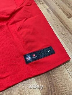Nike Tampa Bay Buccaneers Mike Evans Authentic Vapor Untouchable Elite Jersey 60