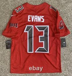 Nike Tampa Bay Buccaneers Mike Evans Jersey Mens Size Large Stitched Sewn $150