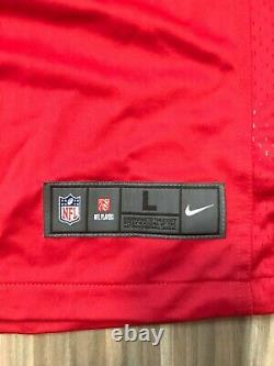 Nike Tom Brady Tampa Bay Buccaneers Super Bowl LV Game Bound Event Jersey (L)