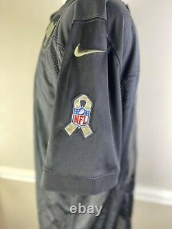 Nike Tom Brady Tampa Bay Buccaners Salute To Service Jersey (xl) (adult Xlarge)