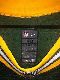 Nike Vapor Untouchable Elite Davante Adams Green Bay Packers Authentic Jersey