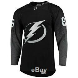 Nikita Kucherov Tampa Bay Lightning adidas Alternate Authentic Player Jersey