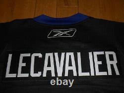 Nw Reebok Vincent Lecavalier TAMPA BAY LIGHTNING Men Stitched NHL Team JERSEY XL