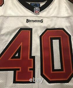 Nwot Authentic Adidas Mike Alstott Tampa Bay Buccaneers Jersey 48