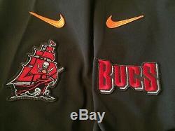 Nwt $325 Nike NFL Tampa Bay Buccaneers Onfield Elite Football Jersey Blank Sz 56