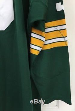 Paul Hornung Green Bay Packers Mitchell & Ness 1961 Throwback Jersey Sz 56 (3XL)