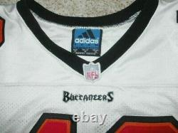 Proline Authentic Mike Alstott Tampa Bay Buccaneers Adidas Jersey Sized 46