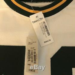 RARE Authentic Mitchell And Ness John Brockington #42 Green Bay Packers Jersey