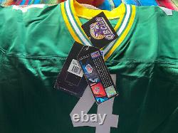 Rare NFL Authentic NIKE Green Bay Packers Brett Favre Jersey 56 2XL 3XL BNWT