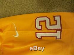 Rare NWT Nike Tampa Bay Buccaneers Orange #12 Brady Stitched Jersey, size L