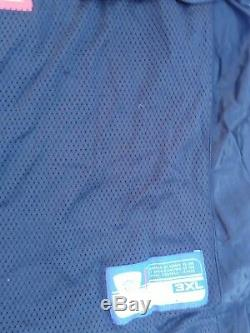Reebok Authentic Jersey Brand Johnson Tampa Bay Buccaneers Throwback 3xl black