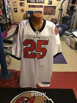 Reebok Tampa Bay Buccaneers Game-Style Jersey Aqib Talib Size 60